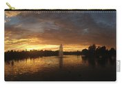 Harveston Lake Sunset Carry-all Pouch