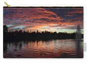 Harveston Sunset Carry-all Pouch