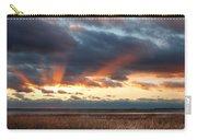 Harvey Beach Sunset Carry-all Pouch