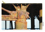 Hastings Pier Supports Carry-all Pouch