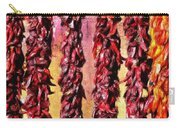 Hatch Red Chili Ristras Carry-all Pouch