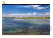 Hatches Harbor Carry-all Pouch by Bill Wakeley