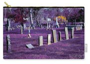 Haunted Cemetery Carry-all Pouch