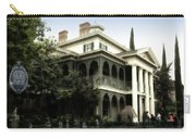 Haunted Mansion New Orleans Disneyland Carry-all Pouch