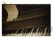 Haunted Melody Carry-all Pouch by Amy Weiss