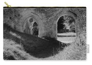 Haunted Mortemer Abbey Carry-all Pouch