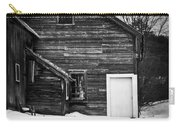 Haunted Old House Carry-all Pouch by Edward Fielding