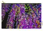 Haunted Wisteria  Carry-all Pouch