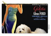 Havanese Art - Gilda Movie Poster Carry-all Pouch