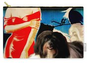 Havanese Art - Niagara Movie Poster Carry-all Pouch