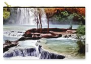 Havasau Falls Painting Carry-all Pouch