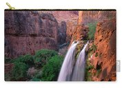 Havasu Falls Carry-all Pouch by Inge Johnsson