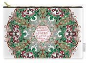 Have Yourself A Faery Little Christmas Carry-all Pouch