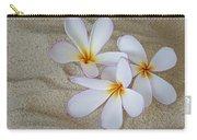Hawaiian Tropical Plumeria Carry-all Pouch
