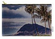 Hawaii Big Island Coastline V3 Carry-all Pouch