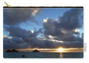 Hawaii Sunrise Carry-all Pouch
