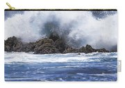 Hawaii Waves V3 Carry-all Pouch