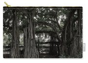 Hawaiian Banyan Trees Carry-all Pouch