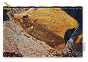 Hawaiian Butterfly Fish Carry-all Pouch