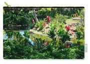 Hawaiian Cultural Garden Honolulu Airport Carry-all Pouch
