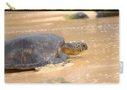 Hawaiian Green Sea Turtle 2 Carry-all Pouch