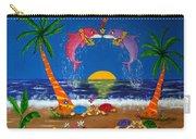 Hawaiian Island Love Carry-all Pouch