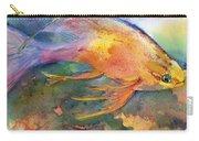Hawaiian Longfish Carry-all Pouch