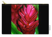 Hawaiian Red Torch Ginger Carry-all Pouch