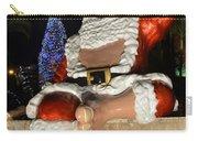 Hawaiian Santa Carry-all Pouch