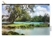 Hawaiian Landscape 5 Carry-all Pouch