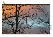 Hawk At Dawn Carry-all Pouch