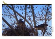 Hawk Family Nesting Carry-all Pouch