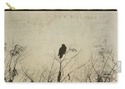 Hawk Love Carry-all Pouch