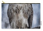 Hawk Red Tailed Carry-all Pouch