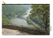 Hawks Nest Overlook 8 Carry-all Pouch