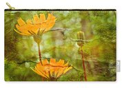 Hawkweed Wildflower Carry-all Pouch