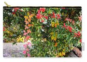 Hawthorn Berry Carry-all Pouch
