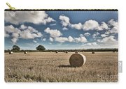 Hay Bales 1 Carry-all Pouch