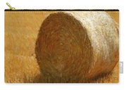 Hay In The Field Carry-all Pouch