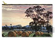 Hay Morning Carry-all Pouch