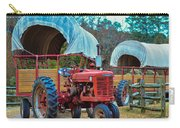 Hay Rides Trailer Carry-all Pouch