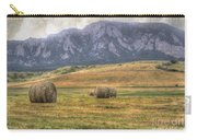 Hay There Carry-all Pouch by Juli Scalzi