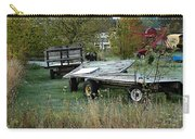 Hay Wagons Carry-all Pouch