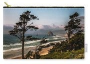 Haystack Framed Carry-all Pouch by Robert Bales