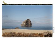 Haystack Rock 2 - Pacific City Oregon Coast Carry-all Pouch