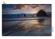 Haystack Rock And The Needles Carry-all Pouch