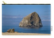 Haystack Rock - Pacific City Oregon Coast Carry-all Pouch