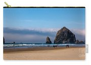 Haystack Rock Carry-all Pouch