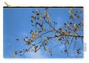 Hazel Catkins 3 Carry-all Pouch