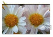 Hazy Day Daisies  Carry-all Pouch